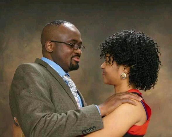 Mr. and Mrs Obiorah 1