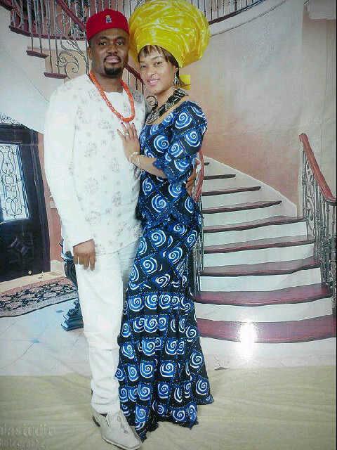 Mr and Mrs Obiorah 3
