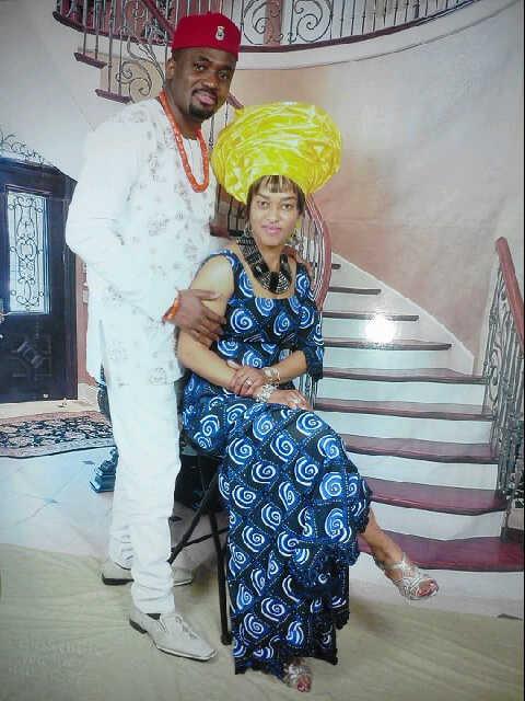 Mr and Mrs Obiorah