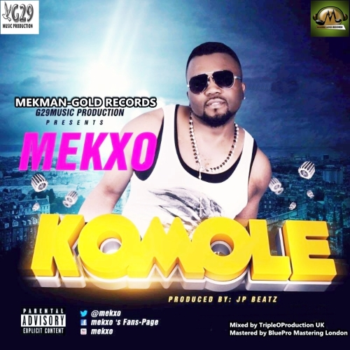 MEKXO - KOMOLE ARTWORK