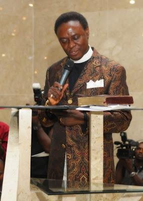 Pastor Christ okotie