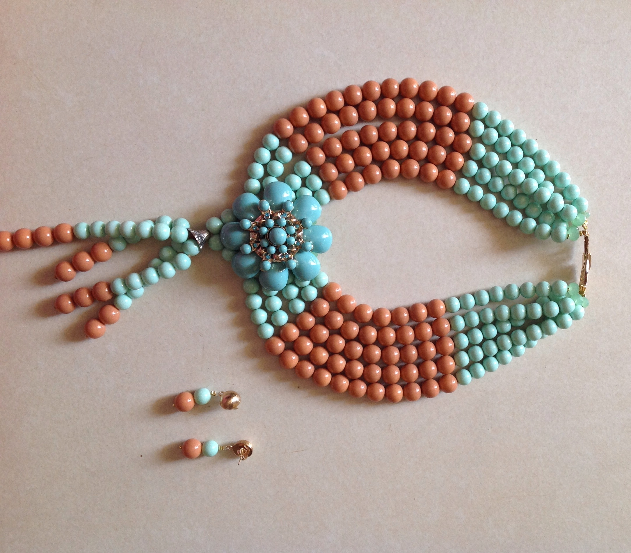 Unusual Style With Sand Beads Gallery - Jewelry Collection Ideas ...