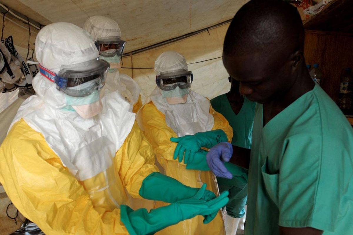 High tension as two Ebola patients escape from treatment