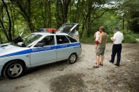 Bribes for Russian Road Police