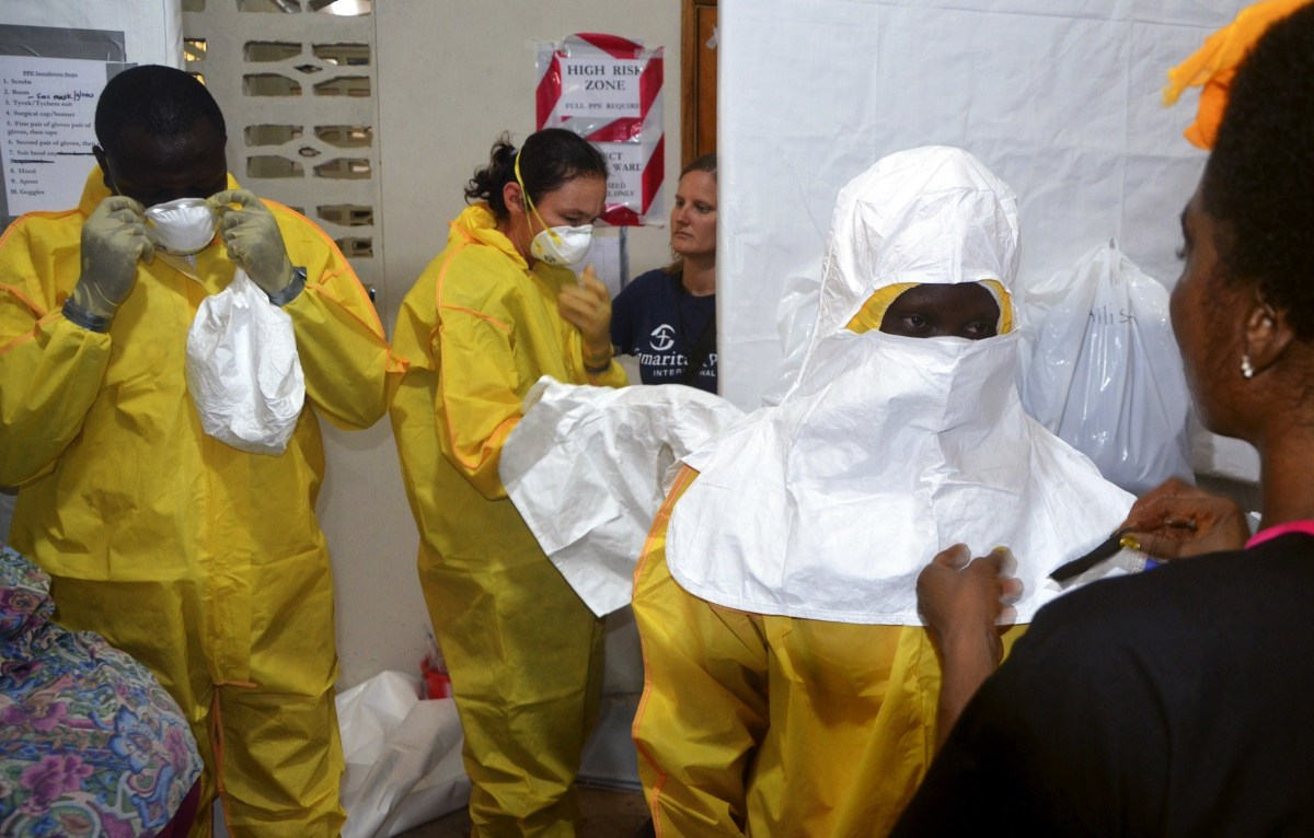 New Ebola outbreak: Death toll rises to 50