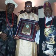 DC Exclusive: Nollywood actor Jnr Pope Odonwodo received Igbo
