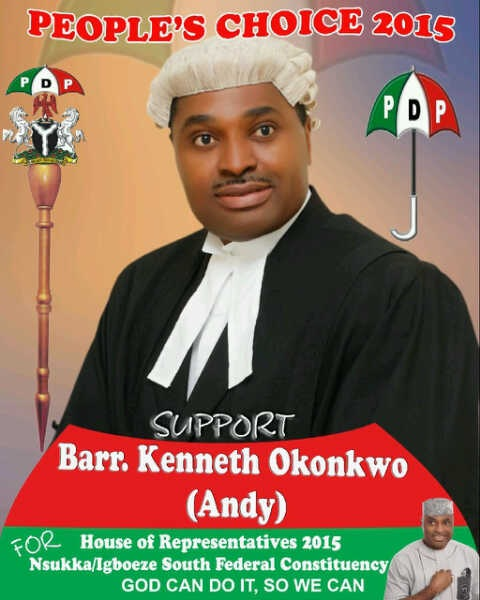 Kenneth Okonkwo 1