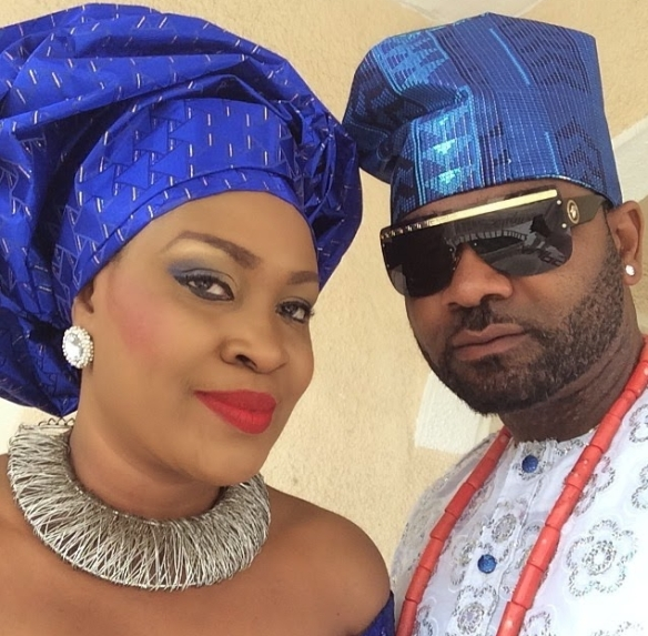 Muma Gee Files for Divorce from Prince Eke, Over Domestic Violence, Battering, Infidelity, Fetish & Fraudulent Activities (Photos)