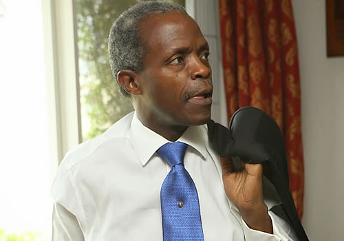 Image result for Cabals Plan To Force Osinbajo To Sign His Resignation Letter