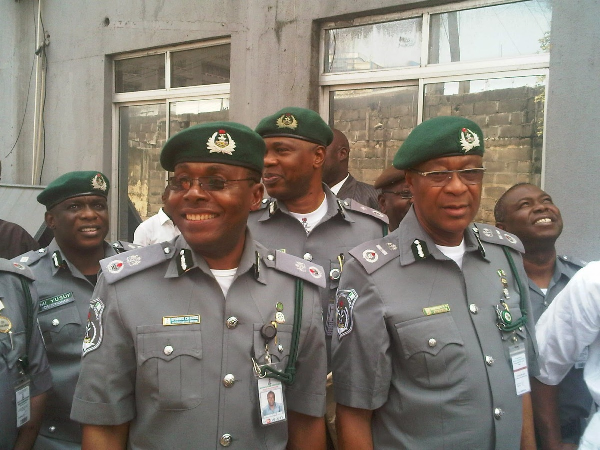 Nigeria Customs begins recruitment of 3,200 officers