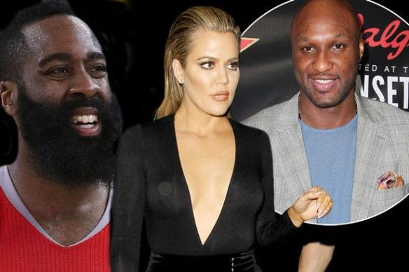 3c9a8d84e547 Khloe Kardashian confirms James Harden is her boyfriend despite a ...