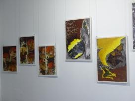 Vivian's Nov. Exhibition