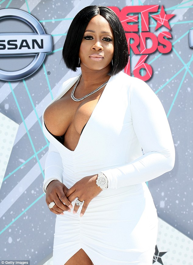 Remy ma boobs real