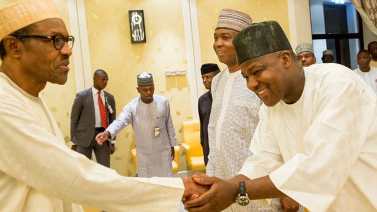 Nigerians voted Buhari but a cabal is in charge - Saraki