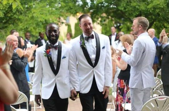 White Men Marriage America