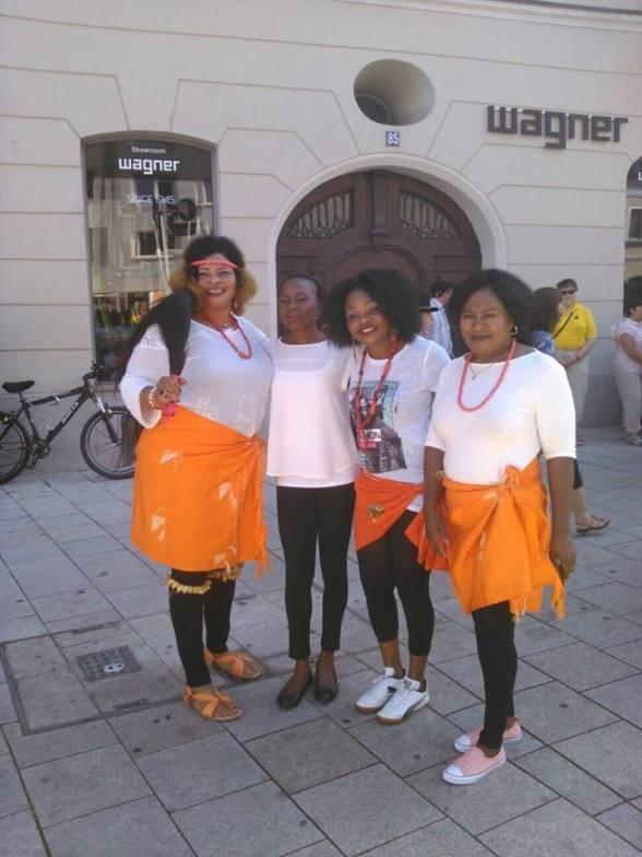 Ndi Igbo Augsburg nwanyi