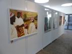 Vivian Timothy's Königsbrunn exhibition