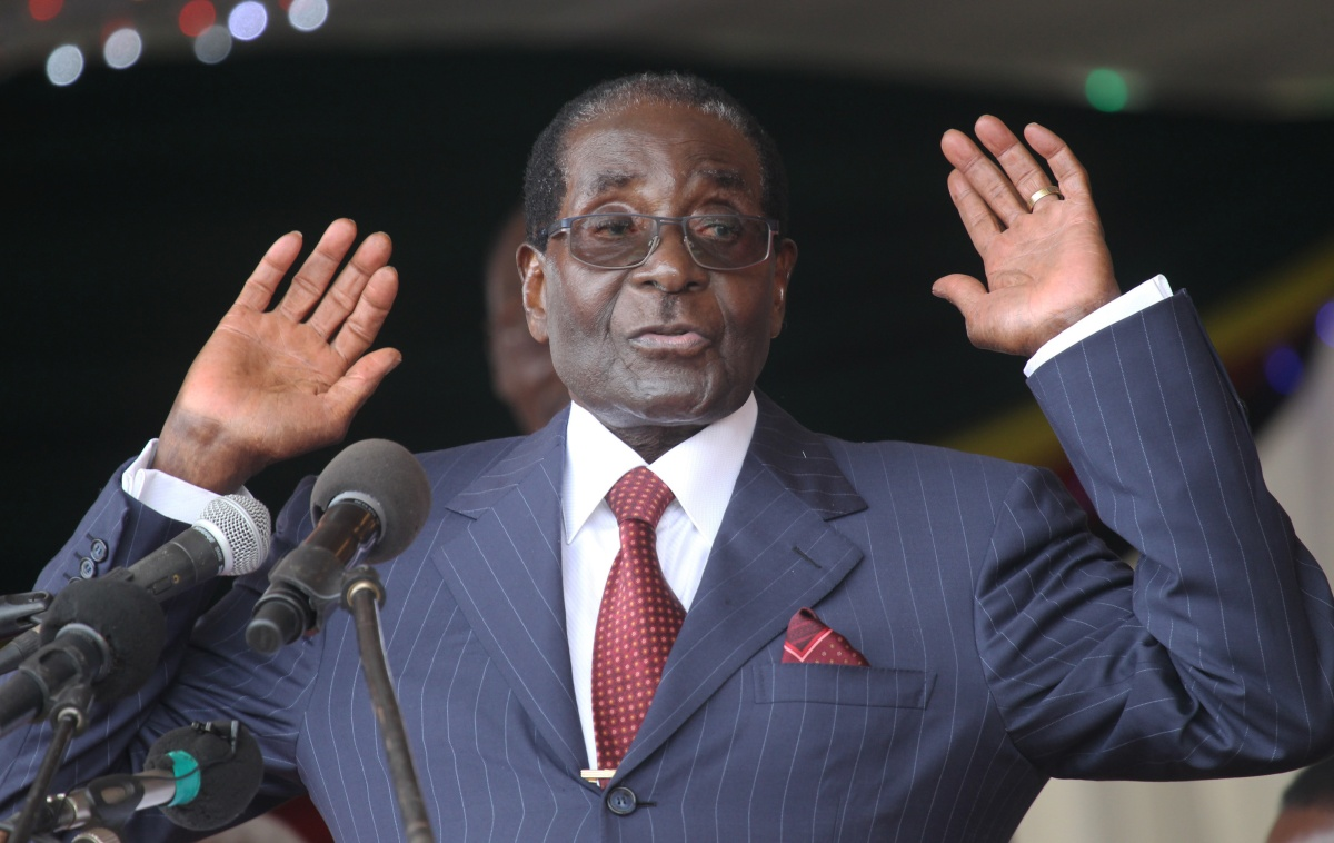 Jubilation As President Mugabe Resigns!