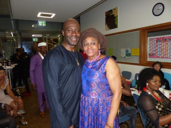 Ada Igbo Women's President, Lolo and husband
