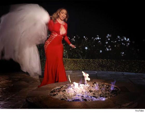 0203-mariah-carey-wedding-dress-fire-tmz-youtube-5