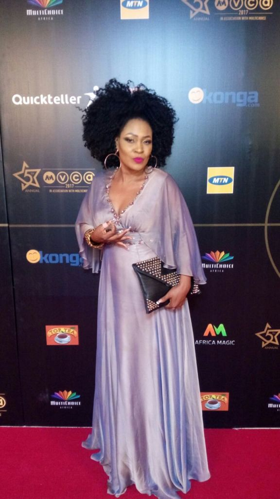 The unstoppable  Muma Gee makes a difference  At The AMVCAs 2017 (Photos)