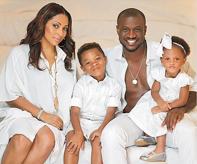 Image result for peter okoye and wife