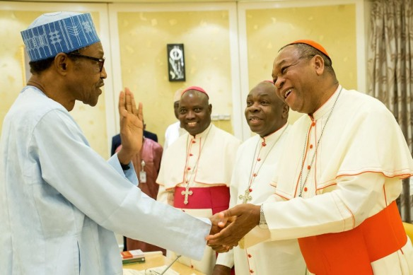 Image result for Religious Leaders and Nigerian Politician