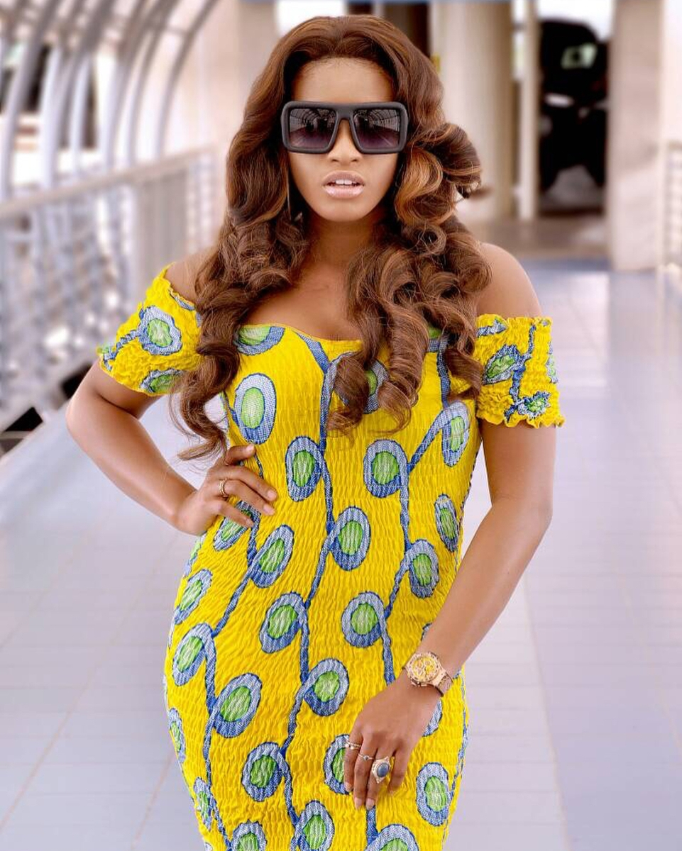 Nigerian Top Model, Onyinye Ilechukwu Dazzles In New Lovely Photos