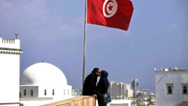 Couple Jailed For Kissing In Tunisia Diamond Celebrities