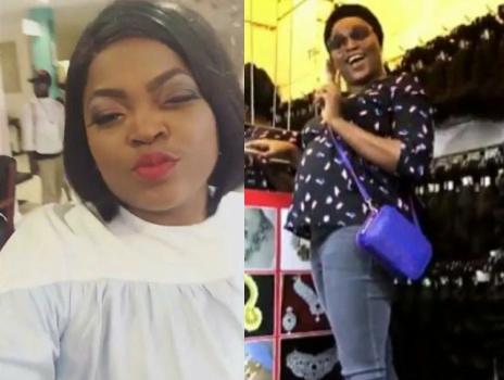 Image result for pregnant Funke Akindele