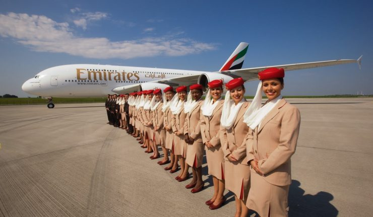 Emirates Group Jobs 2018