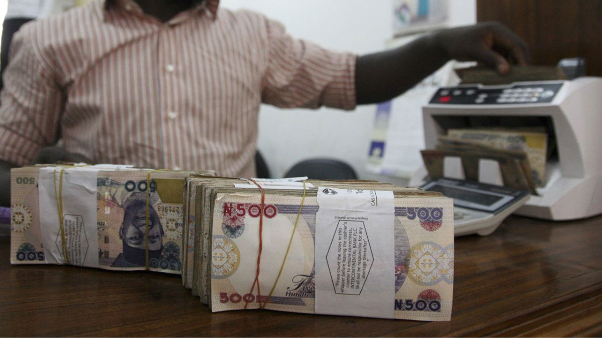 'Bankers aid money laundering in Nigeria'