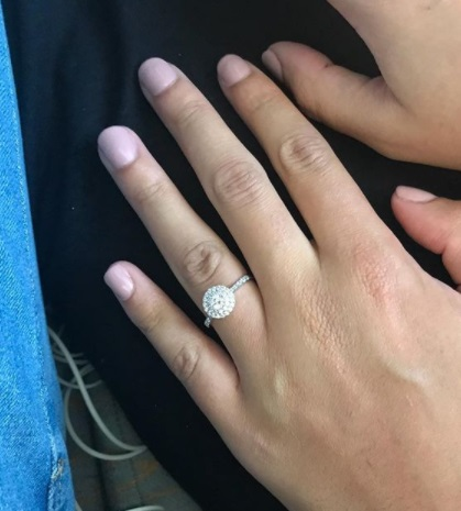 Image result for Aww John Dumelo Is ENGAGED [