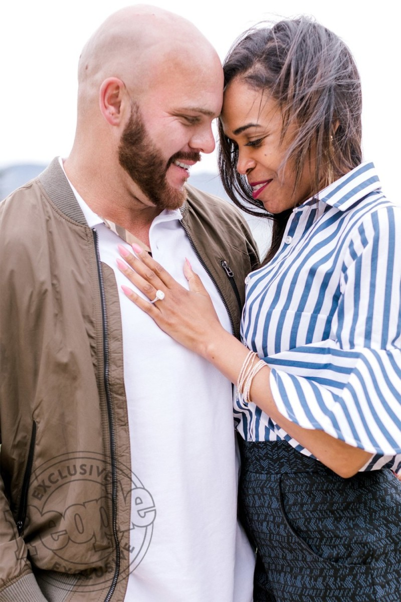 Destiny's Child's Michelle Williams Is Engaged to a Pastor (Photos)