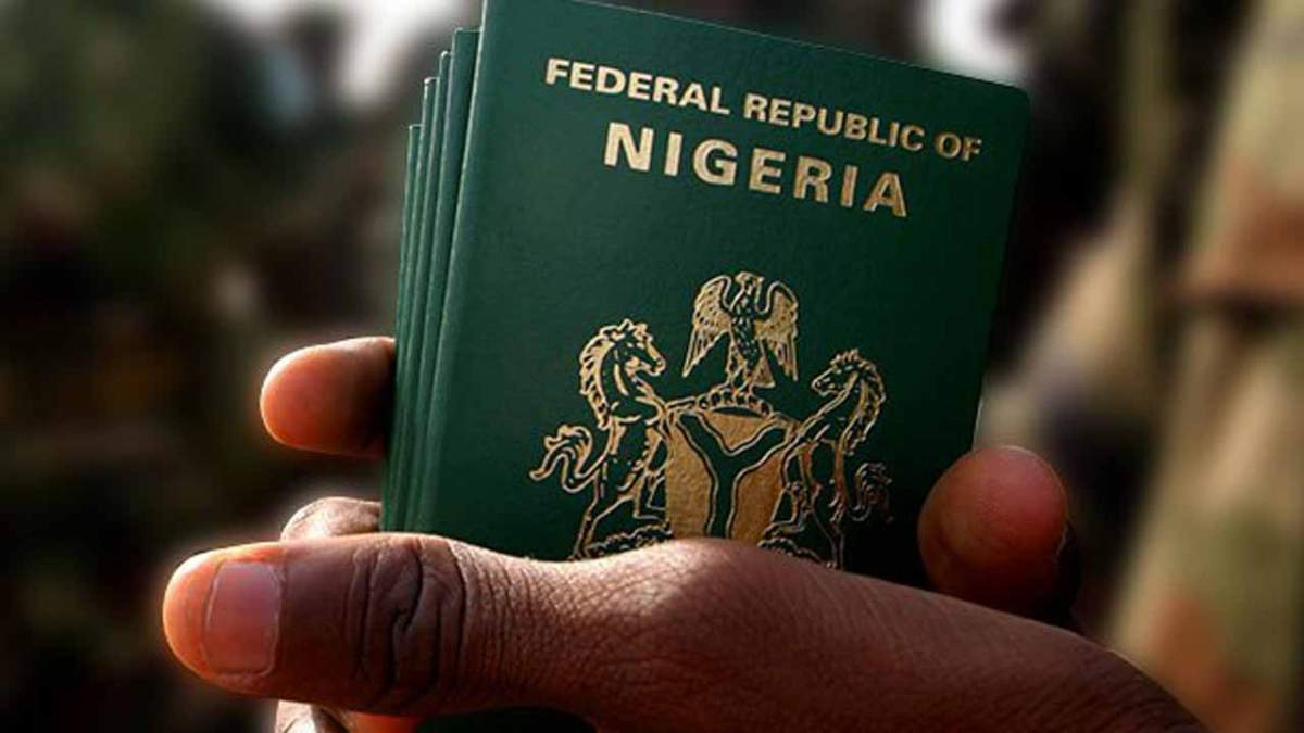 New 10-year Nigerian passport to cost N70,000
