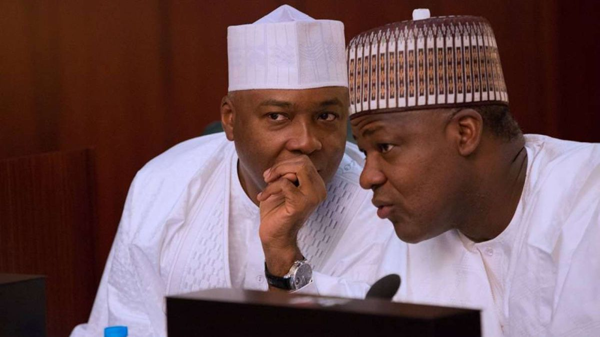 Dogara replies Tinubu, accuses him of 'wayward lust for power'