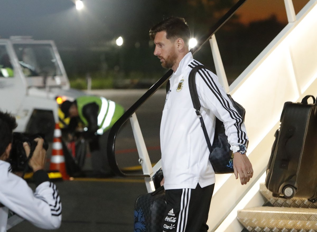 Lionel Messi acquires £12million customised private jet (Photos)