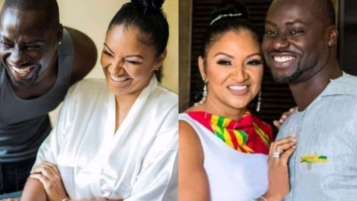 Suspect who killed actor Chris Attoh's Wife revealed (Photo)