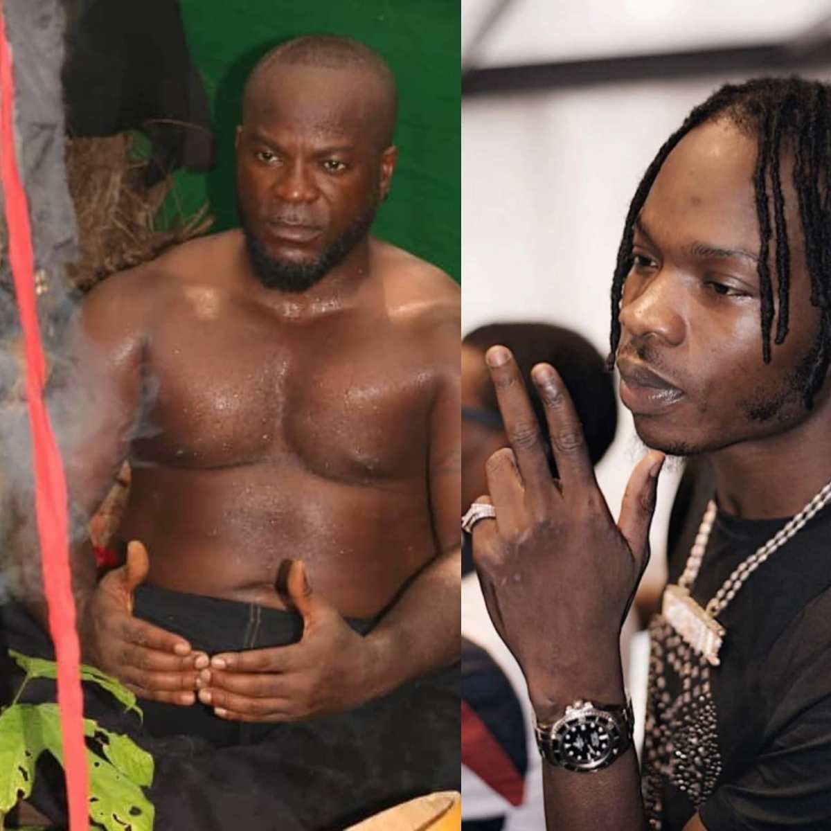 Free Naira Marley...! - Nollywood actor, Emmanuel Ehumadu tells EFCC