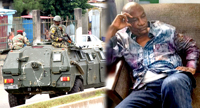 Nigerian Government Condemns Guinea Coup, Demands Return To Constitutional  Order - Rudebees NG